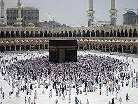 Bliv set fra Mekka med din Mekk'App
