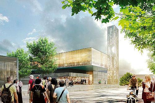 Nordgårdhallen som kunstbygning?