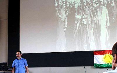 Kurdere mindes folkemord