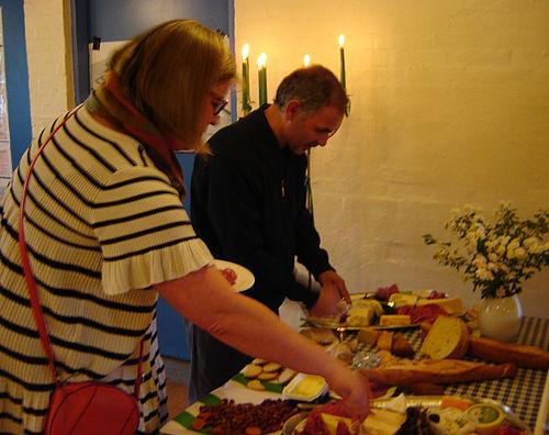 Fusionskøkken i Tousgårdsladen – Madlavning for kvinder