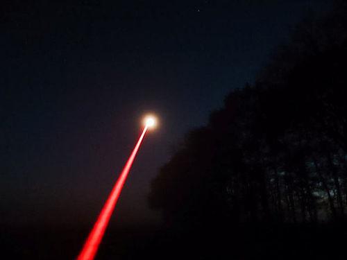 Laserlys fra Gellerup generede lægehelikopter