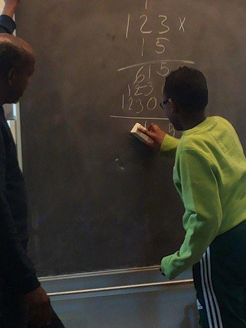 Somaliere starter lektiehjælp