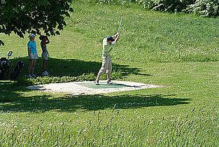 Golfklubben overlever