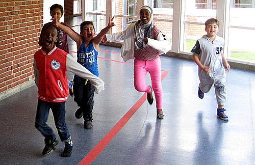 Er du tilfreds med dit barns skole?