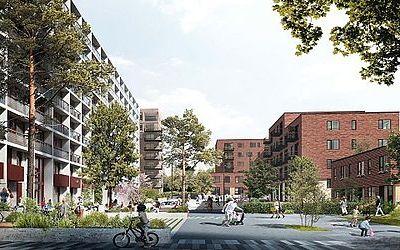 Nye boliger til Gellerup