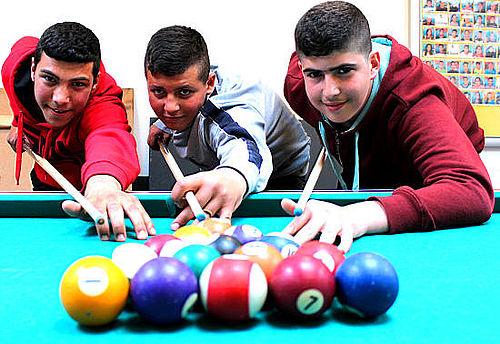 Toveshøj-klub har de bedste poolspillere