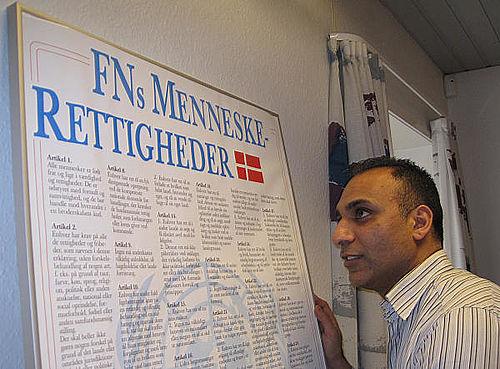 Rabih Azad-Ahmad med i ny danskbog
