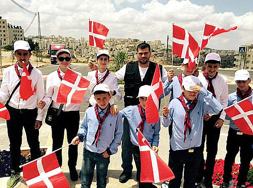 Stem på Ramallah som årets forening