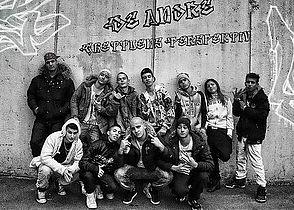 Første cd fra rapskolerne er klar
