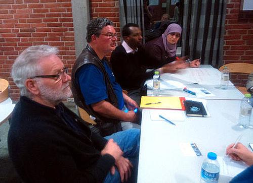 Samvirkemøde med fokus på dialog