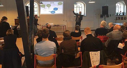 Ros til Introdagen og start på et byggeår – Samvirkets Kvartalsmøde