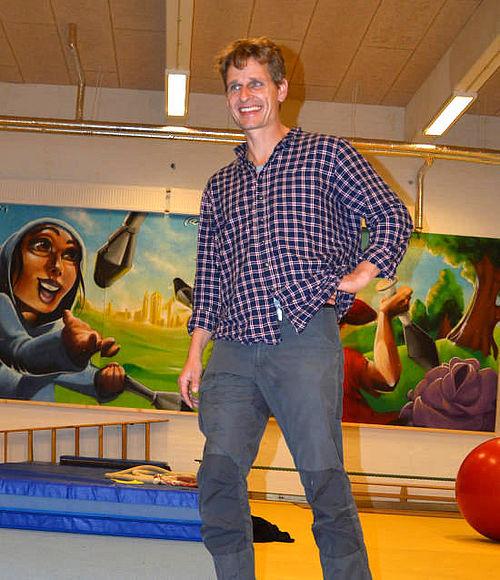 Cirkus-Søren vender hjem til Gellerup