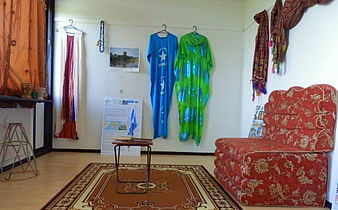Kom til somalisk stue på Gellerup Museum