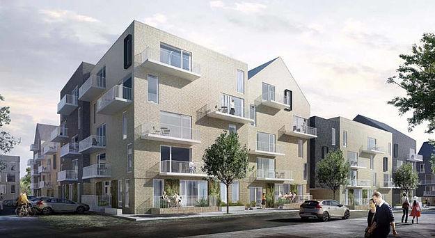 Første nye boliger i 45 år er på vej