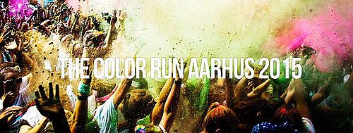 """""""The Color Run"""" til Gellerup og Toveshøj"""