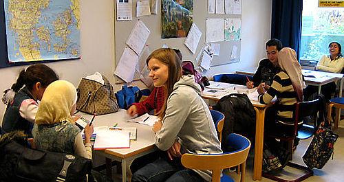 Succesfuld lektieklub mangler frivillige hjælpere
