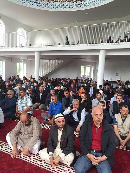 Ny tyrkisk moske: giv grønt lys til flere moskeer