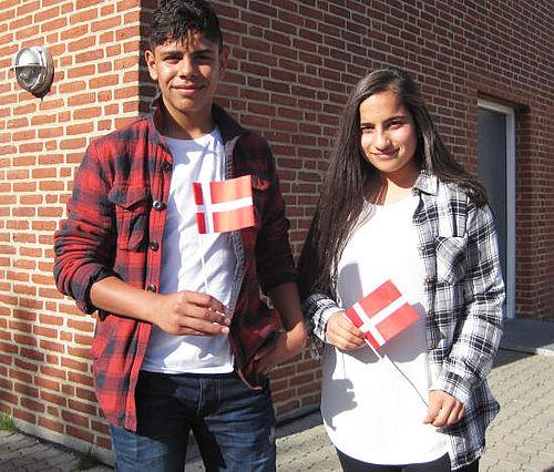 Unge: Stor interesse for politik