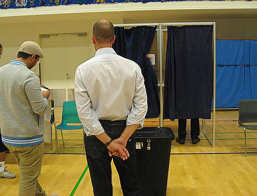 Valg før falaffel og valgflæsk