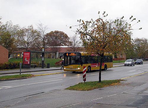 Færre lokalbusser til Vestbyen