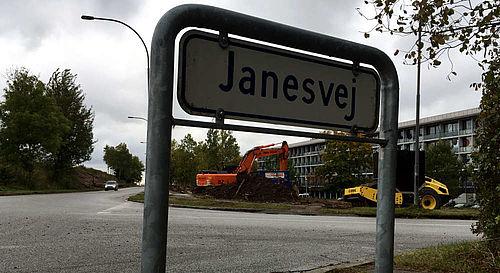 Janesvej lukkes frem til december