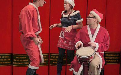 Det store julekup på gymnasiet