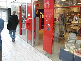 Posthuset i City Vest lukker