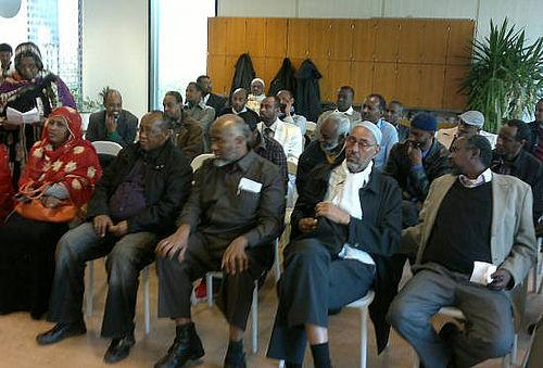 God diskussion om mere integration