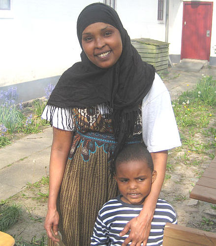 Hyggelig afslutning på Sundhedsprojektet i Laden