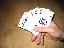 Kortspil på arabisk