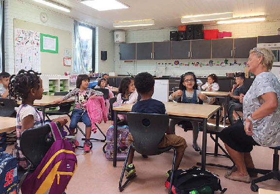 Tilsynsførende: Lykkeskolens elever klarer sig pænt