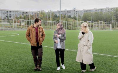 TV2 Østjylland vil lave journalistik til de unge fra Gellerup