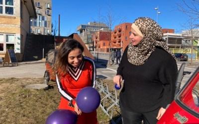 Kampdag: Gellerup-kvinder tager fat på alt det der stadig er svært