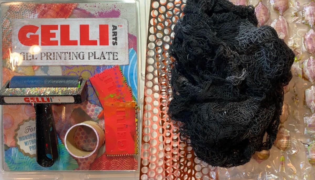 Gelli Arts® Gel Printing Plate