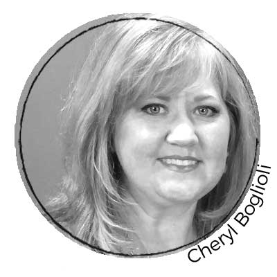 Cheryl Boglioli - Gel Press Brand Ambassador