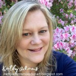 Kathy Adams, Contributing Artist for Gel Press