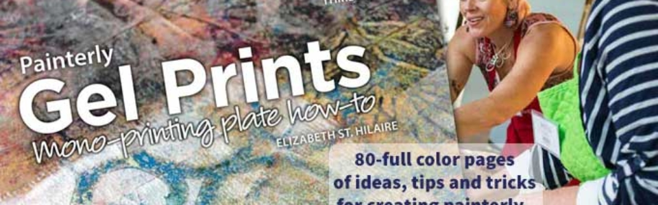 New Gel Press Book by Elizabeth St. Hilliare