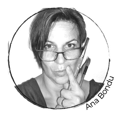 Ana Bondu - Artist Educator for Gel Press