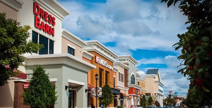Winter Garden Village Mall em Orlando (3)