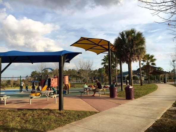 picnic-area-dr-phillips-park