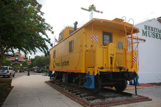 train-railway-museum-winter-garden