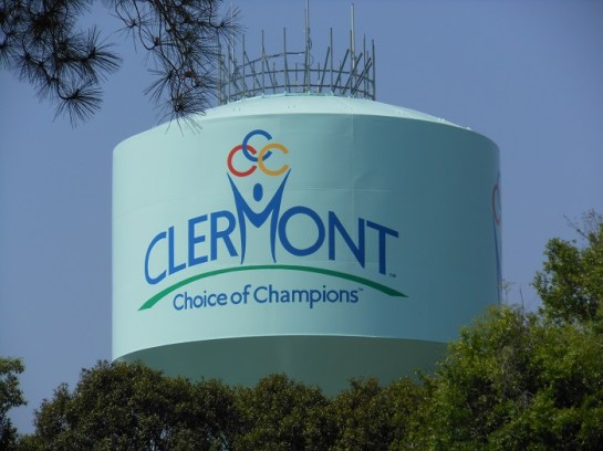 Water-Tower-clermont-fl
