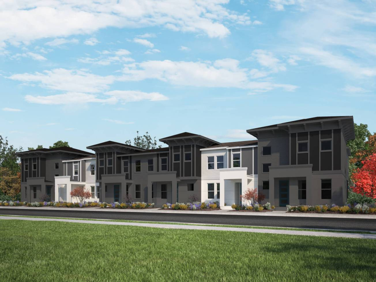 Sand Lake Sound Townhomes – Doctor Phillips