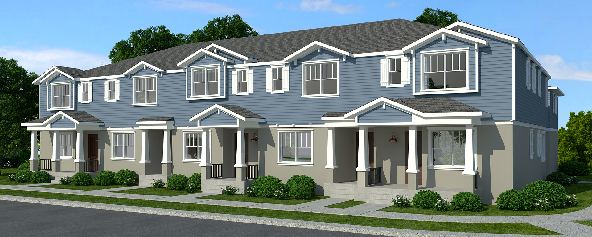 Royal Estates Luxury Townhomes - Windermere