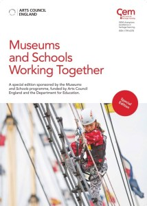 Case Studies (vol.16) cover image, a girl climbing the ss Great Britain's rigging