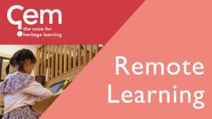 Remote Learning Graphic