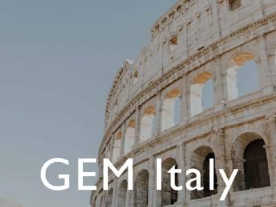 GEM Italy