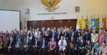Indonesia-Sweden Excellence Seminar di UGM. (Foto: Humas UGM)
