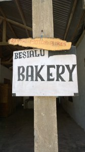 itsy bitsy little tiny sign of bakery :)))