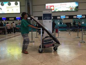 Antisipasi Pembobol Bagasi